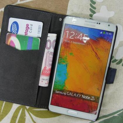 Samsung Galaxy Note 3 Wallet Case-H..